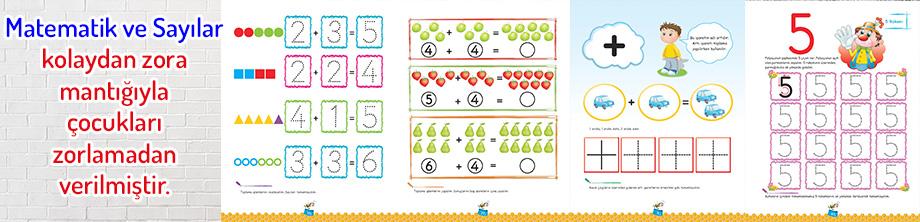 okul öncesi matematik etkinlikleri