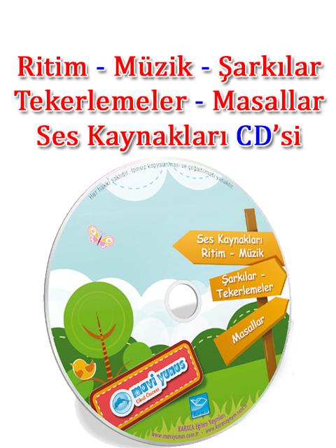 ses kaynakları müzik ritim cdsi
