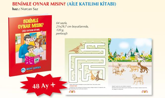 5 6 yaş aile katılım kitabı