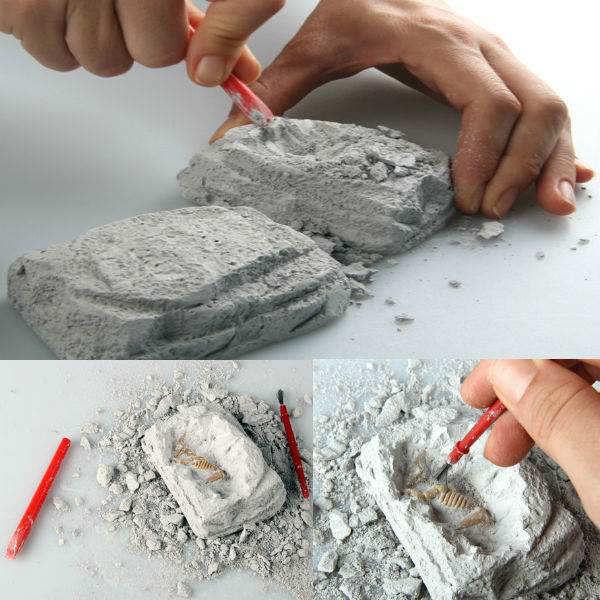 arkeolojik kazı oyuncağı
