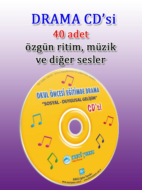 Drama müzikleri cdsi