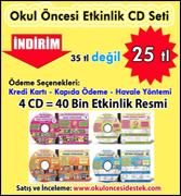 etkinlik cdleri