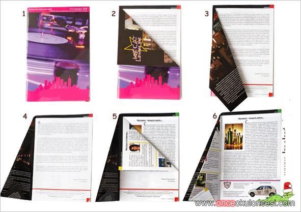 Как сделать свой журнал из бумаги