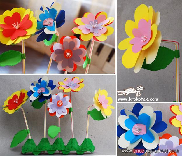 Поделки цветок с конфетой своими руками