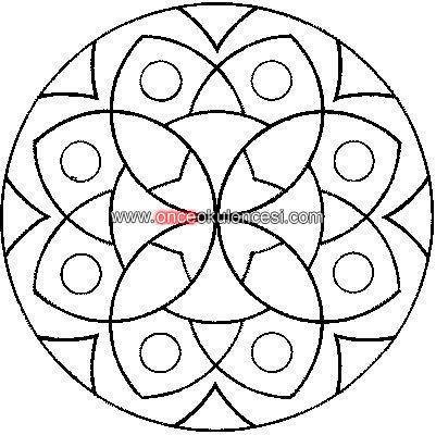 Mandala örnekleri