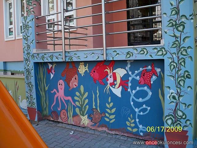 Peki Okulunuzun Dış Duvarını Boyamayı Düşündünüz Mü