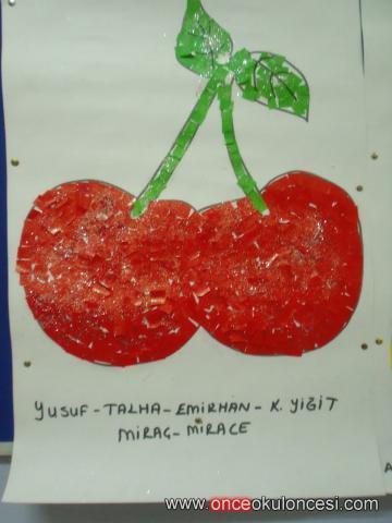 Yüzde Yüz Yerli Meyvelerimiz Elma Armut Kiraz