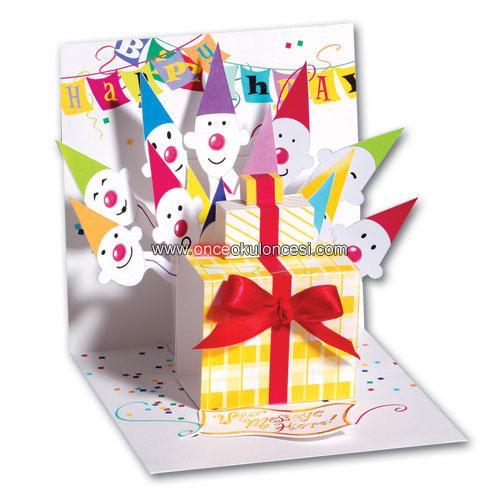 Подарок на день рождения своими руками из бумаги ребенку 28