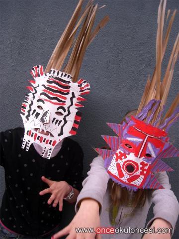 Kizilderili Maskeleri