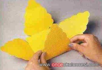 آموزش ساخت صندوقچه مقوایی بوسه بر دست خدا