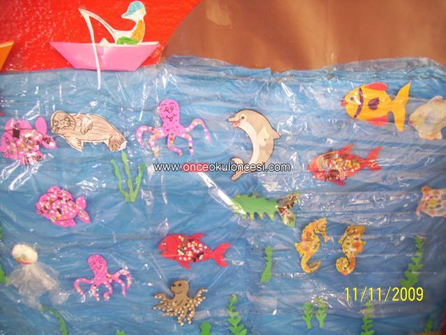 Deniz Canlıları Balıklarımız