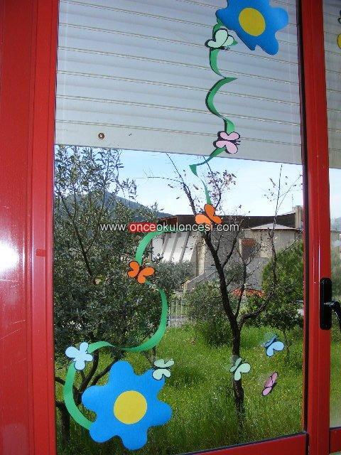 Kap s sleri nce okul ncesi ekibi forum sitesi biz for Addobbi natalizi per finestre scuola primaria