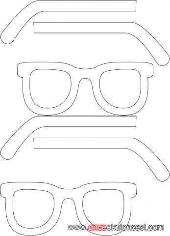 Gözlük Kalıbı
