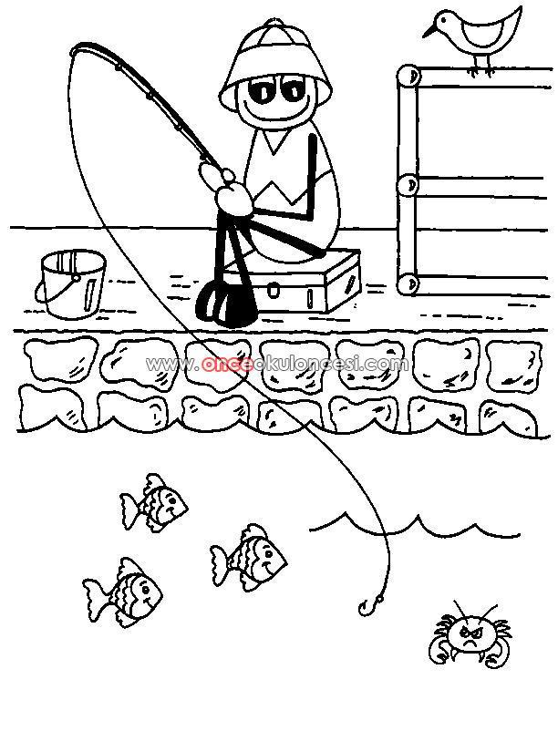 Balık Tutma Zamanı