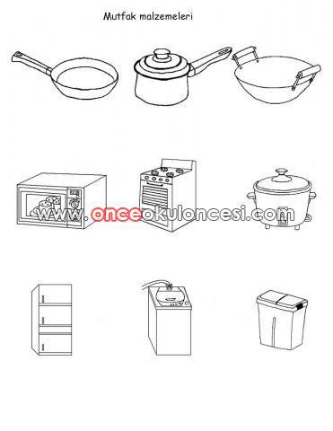 Mutfak Ve Banyo Malzemeleri