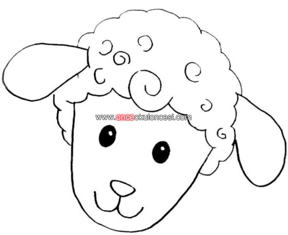 Best Koyun Resmi Okul öncesi Image Collection