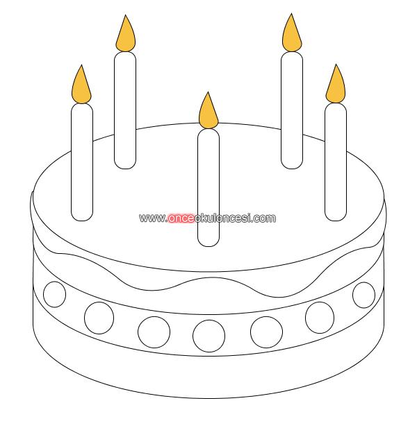 Doğum Günü Pastaları