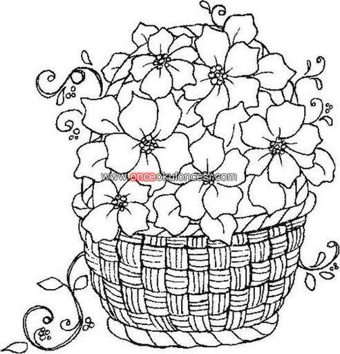 Faaliyetleriniz Için çiçek Boyamalar