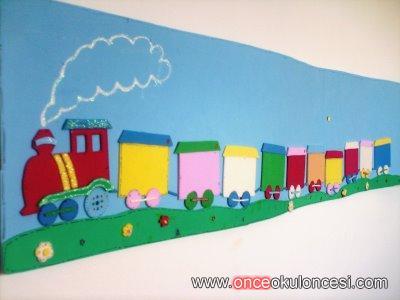 tren renk ve sayı grafikleri - Önce Okul Öncesi Ekibi ...