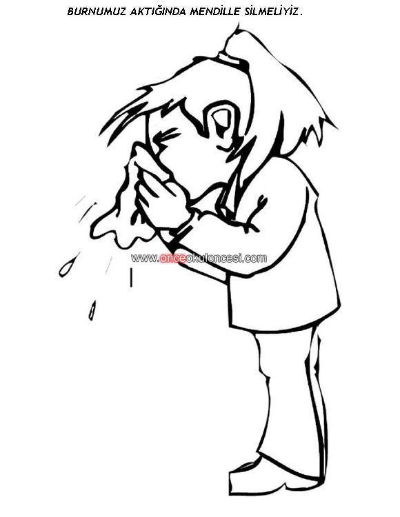 Grip için yapılmaması gereken kurallar!!(boyama) - Önce Okul