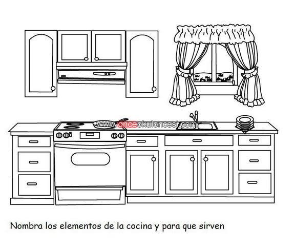Ev ara gere leri 2 nce okul ncesi ekibi forum sitesi for Objetos para cocinar