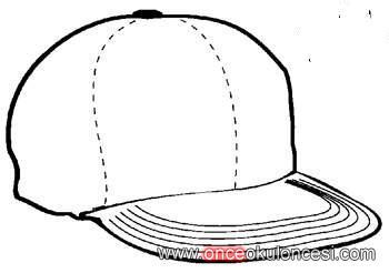şapka Boyamaları