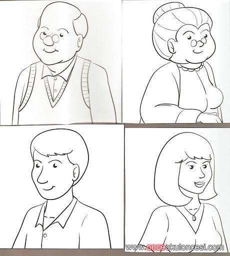 Annebabadedeanneannekız Boyamaları