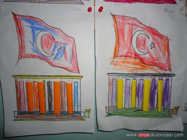 Anitkabir Calismalari Kalipli