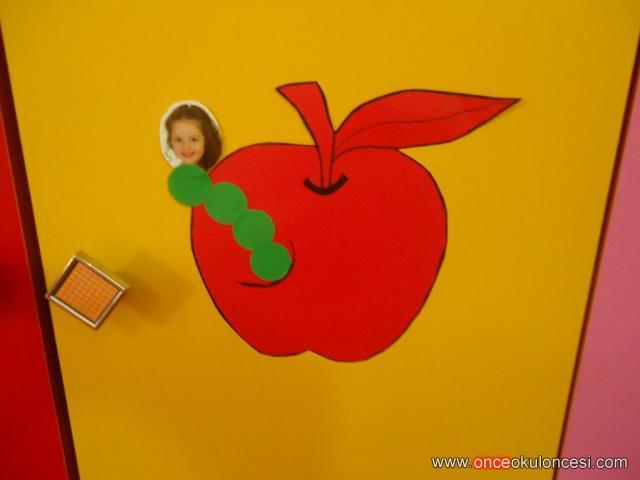 Ben Bir Elma Kurduyum Dolap Suslerimiz