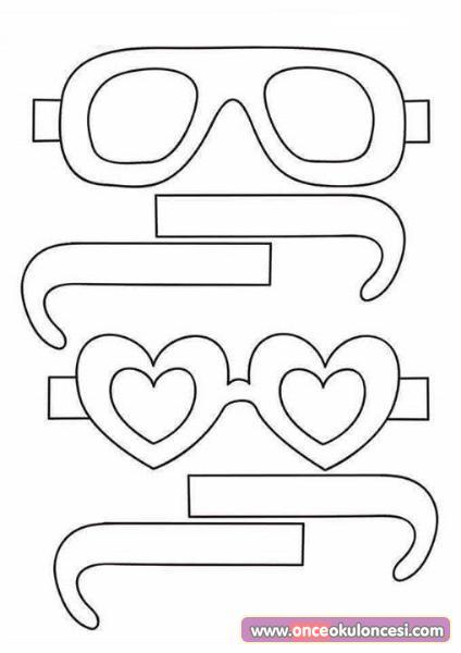 Gözlük Ve Kalıpları