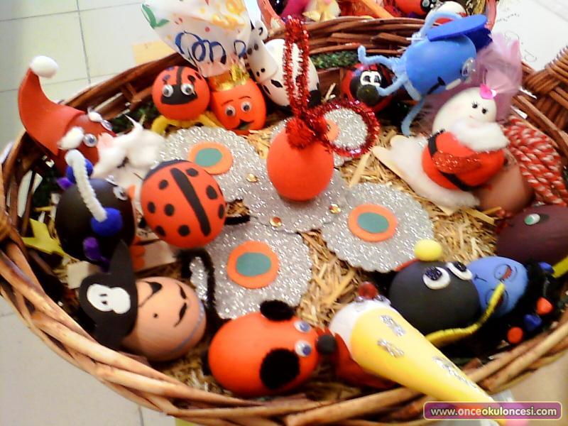 Yumurta Boyamalari