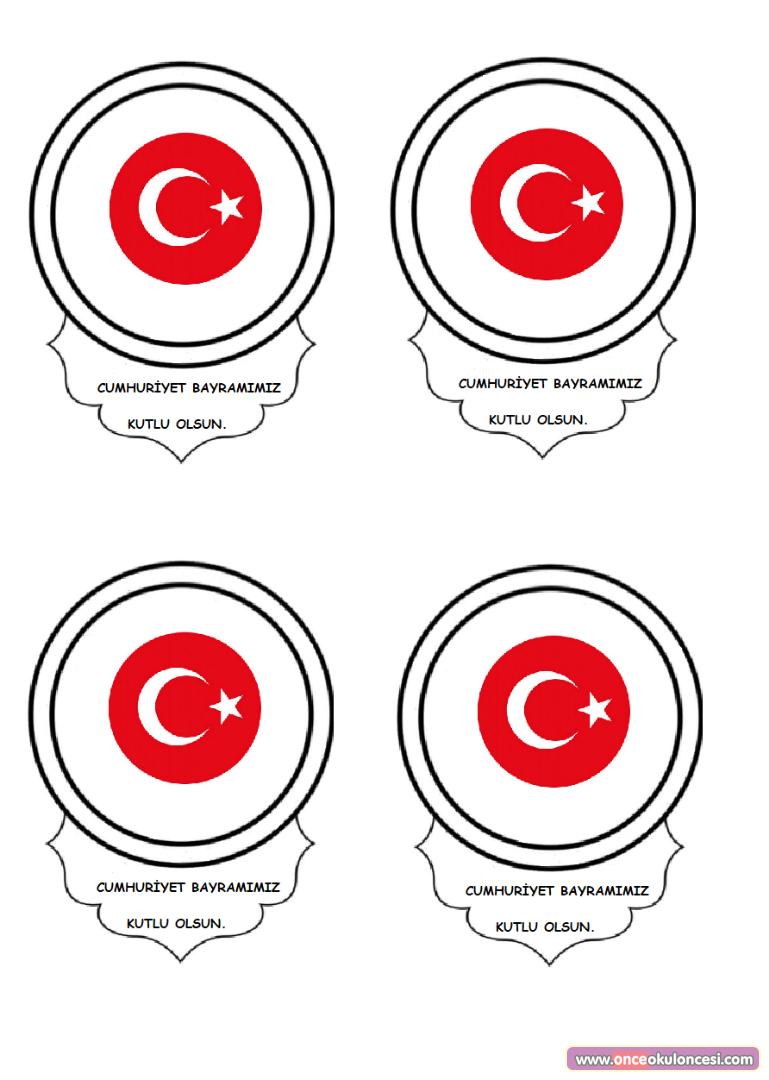 29 Ekim Cumhuriyet Bayrami Etkinlikleri
