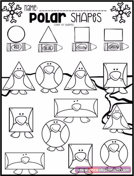Geometrik Sekiller Etkinlikleri