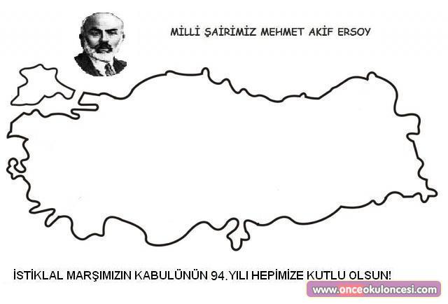 12 Mart Istiklal Marşımızın Kabulü Ve Mehmet Akif Ersoyu Anma