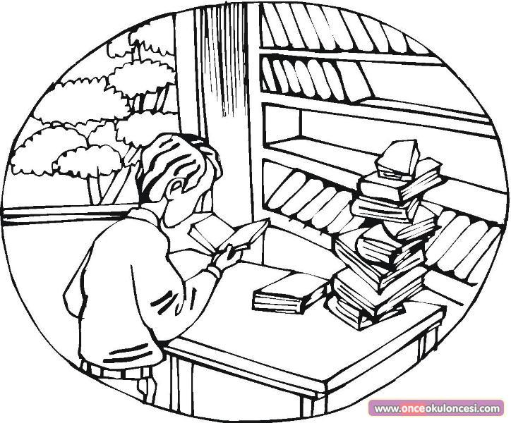 Kütüphaneler Haftası Okul öncesi Etkinlik Zamanı