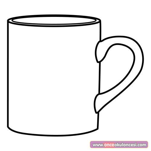 Bardaklar çay Kahve Su