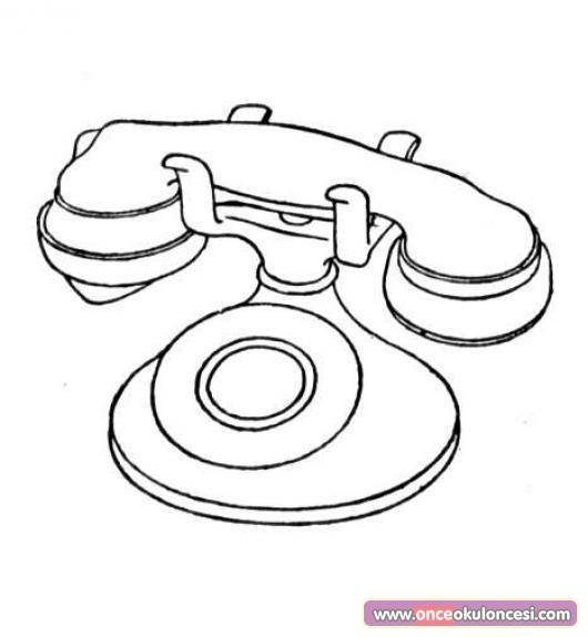 Telefon Boyamaları Iletişim Ve Haberleşme