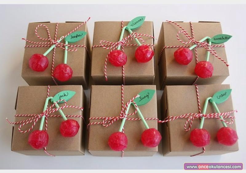 Идеи как оформить подарок на день рождения