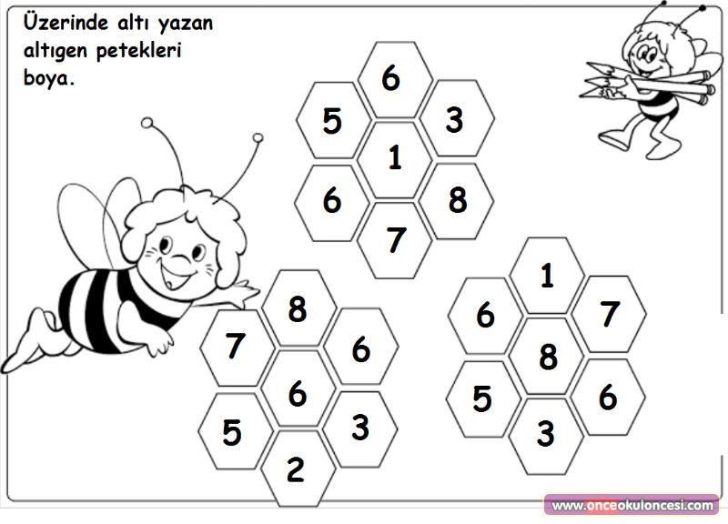 Sayi Kavrami Ve Matematik Etkinlikleri Sayfa 6