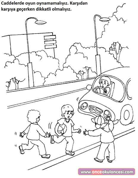 Trafik Haftasi Etkinlikleri