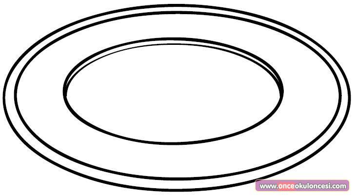 Mutfak Araç Gereçleri Boyama Sayfası 3