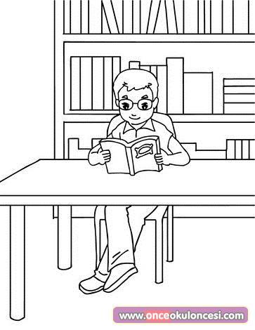 Kütüphane Haftası Etkinlikleri