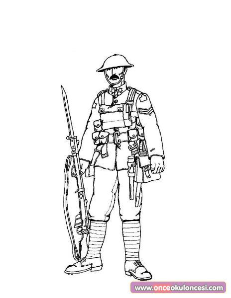 Asker Boyama Sayfasi