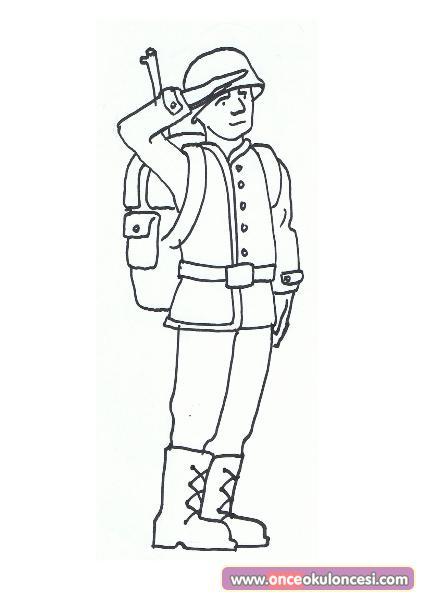 Asker Boyama Sayfası