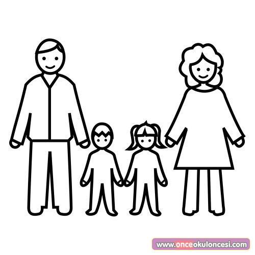 Aile Boyama Sayfaları