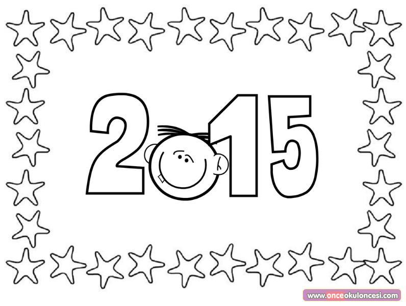 2015 Boyama Sayfası