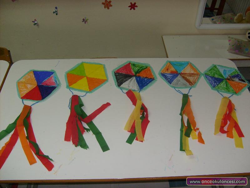 Kite Craft For Kids Golfclub