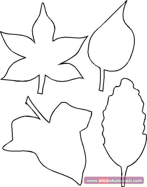 Yaprak Kalıpları