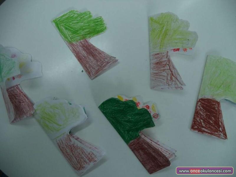üç Boyutlu Ağaç