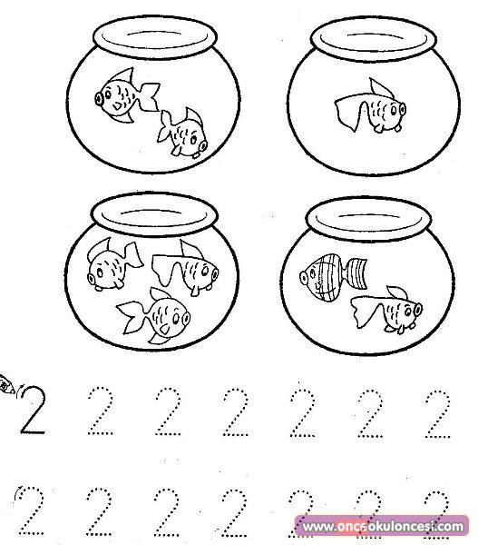 Diger Matematik Etkinlikleri Sayfa 2